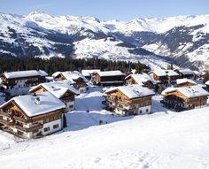 Obersaxen Misanenga Mount Everest, Snow, Mountains, Nature, Travel, Outdoor, Human Settlement, Destinations, Traveling
