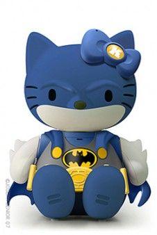 Fotos para Iphone. Batman Hello Kitty