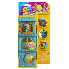 Gomu - Deluxe Stationary Playset - PetShop by Gomu. $13.71. Store your pencils in the back and showcase your charming Gomu?s up front.. Choose between the lovable Pet Store and Fashion themes.. Includes: 1 Interactive Pencil Case, 2 Erasers. Ages 5+. With two Gomu erasers inside, you?ll have an awesome collection to enjoy with your Deluxe Gomu Play Set!. From the Manufacturer                If you have a soft spot for Gomu, be the first in your class to store, display...