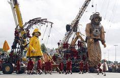 Royal de Luxe : un nouveau conte urbain