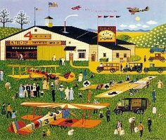 130 Best Folk Art and Wysocki images in 2018 | Art, Naive