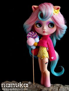 "My Little Nanuka ""Candy"" 