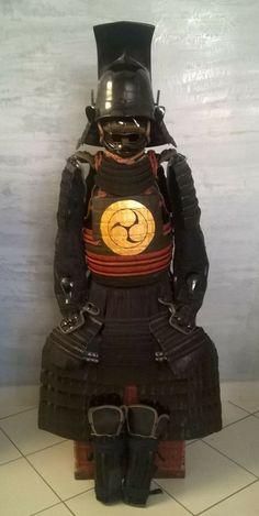 6cb017cf315b700936bd99344fd16e8b--japanese-warrior-samurai-armor.jpg (736×1464)