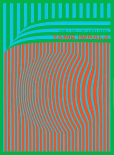 tame impala poster - Google Search