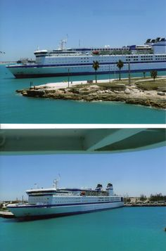 GTS Finnjet in Freeport, the Bahamas Florida Travel, Us Travel, Places To Travel, Places To See, Places Ive Been, Bahamas Cruise, Time In The World, San Francisco Travel, Vacation Spots