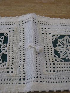 A place where crafters can look at real examples of Ruskin Lace patterns and pieces and maybe even have some laughs, too!