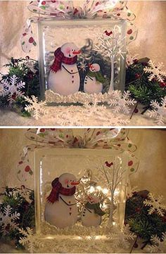 The Decorative Painting Store: A Snowflake for You ePacket, Christmas, Winter, & Snowmen