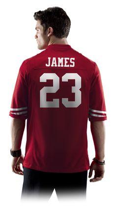 NFL San Francisco 49ers (LaMichael James) ab35d7b0da39b