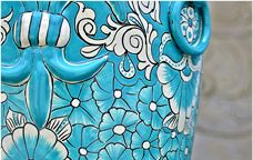 .:: Talavera Castillo ::. Make beauty every corner of your home with these pieces that show the roots of our traditional culture.