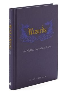 Wizards: The Myths, Legends and Lore - Multi, Nifty Nerd, Good, Fairytale