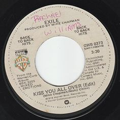 "45vinylrecord Kiss You All Over (Edit)/You Thrill Me (Edit) (7""/45 rpm) WB http://www.amazon.com/dp/B00TFURM2A/ref=cm_sw_r_pi_dp_10GAvb0B00QW2"