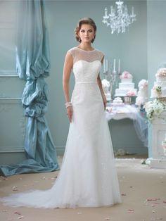 2016 Enchanting by Mon Cheri Wedding Dresses - MODwedding