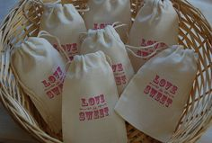 perfect lolly bags for lolly buffet :)