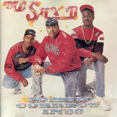 MC Shy D (born Peter Jones) is the Bronx-born cousin of Afrika Bambaataa. He began on Luther Campbell's label in 1987 with Got to Be Tough and Comin' Correct in '88. After one more record (1989's Don't Sweat Me), he went through a lean period but rebounded in 1993 with The Comeback. It was a more artistically ambitious release, with more contemporary production and a lean, refined rapping style. Another long hiatus preceded the appearance of Recordnize, featuring DJ Smurf.