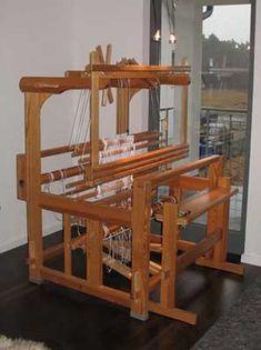 Meier, Earthship, Weaving, Loft, Tricks, Bed, Furniture, Home Decor, Fabrics