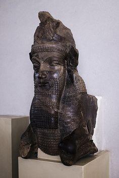 Ancient Iran Museum, Tehran - Assyrian Sculpture