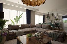 Dom w Libertowie Couch, Furniture, Design, Home Decor, Settee, Sofa, Couches, Interior Design, Sofas