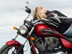 Victory Motorcycles.