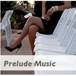 Prelude Music. Music choices for when your guests are taking their seats before the wedding ceremony.