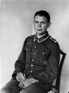 August Sander - Fahnenjunker (Officer cadet), ca. 1940