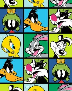 cartoons characters Looney Tunes - Character B - Looney Tunes Characters, Classic Cartoon Characters, Cartoon Tv, Classic Cartoons, Famous Cartoons, Cartoon Drawings, Cartoon Illustrations, Favorite Cartoon Character, Cartoon Wallpaper