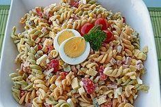 Murmels Nudelsalat, ein tolles Rezept aus der Kategorie Eier & Käse. Bewertungen: 425. Durchschnitt: Ø 4,5.
