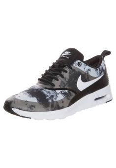 official photos e5650 e407c AIR MAX THEA - Sneakersy niskie - black white-dark grey   Zalando.pl 🛒. SchwarzAir  Max TheaNike SportbekleidungSportmodeExtravagante SchuheAir ...