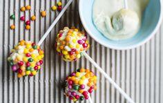 Sitruunaiset kakkutikkarit