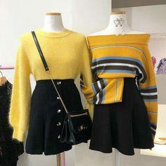 Petite Fashion Tips .Petite Fashion Tips Kpop Fashion Outfits, Ulzzang Fashion, Korean Outfits, Cute Fashion, Asian Fashion, Girl Fashion, Casual Outfits, Fashion Design, Petite Fashion