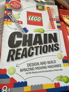 This book ABSOLUTELY rocks for teaching simple machines! The kids will love it Does not require too many bricks per child and is A BLAST!