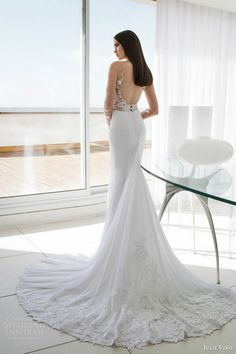 Julie Vino Spring 2015 Wedding Dresses Part 2 — Empire and Urban Bridal Collections | Wedding Inspirasi