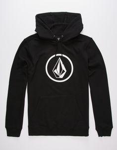 VOLCOM Brass Tacks Mens Hoodie 315561100 | Sweatshirts