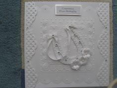 Wedding Card handmade