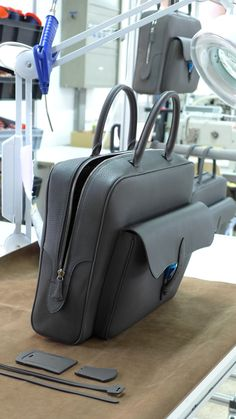 Business bag Moynat