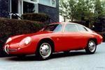 Zagato Alfa Romeo Giulietta SZ 'Coda Tronca' 1961