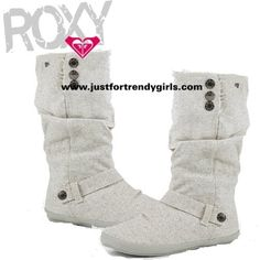 roxy boots 6 s