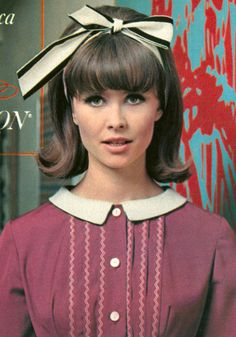 1960s Hair Do