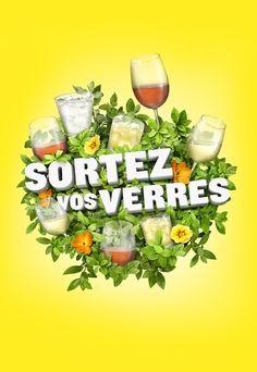 SAQ Sortez vos Verres by Simon Duhamel, via Behance
