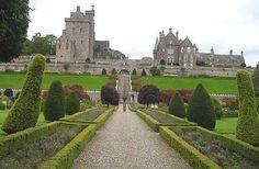 Scotland, Golf Courses, Castle, Image, Garden, Arquitetura, Castles