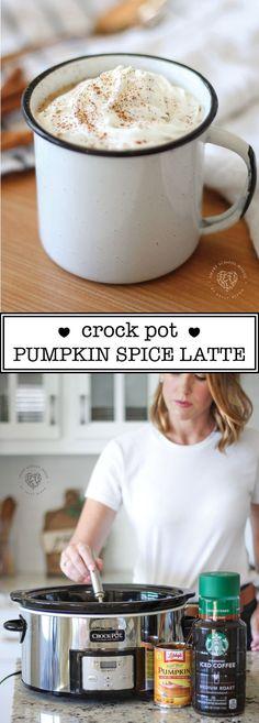 Crock Pot Pumpkin Sp
