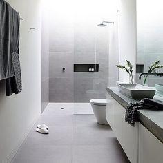 """Some bathroom love via @habitathome #inspo #bathroom #hopeandme #habitathome"""
