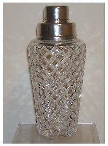 Glascocktail Shaker Rezepte Jahrgang
