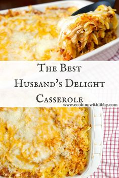 Lasagna meets beef stroganoff in this recipe. This casserole's claim to fame is … Lasagna meets beef stroganoff in this recipe. This casserole's claim to fame is in it's name because it really is a Husband's Delight! Pasta Dishes, Food Dishes, Main Dishes, Cooking Recipes, Healthy Recipes, Cooking Food, Food Prep, Chef Food, Healthy Food Blogs