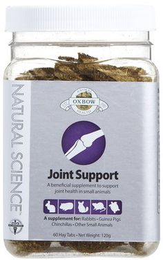 Oxbow Natural Science Joint Supplement 60 ct - Free Shipping  Anyone use this or know whether its good to get??