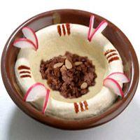 Recette Hommos Libanais   hummus recipes   Recette Libanaise Facile , recettes de cuisine libanaise, cuisine orientale, recette du liban, recettes gateaux