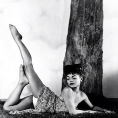 Eartha Kitt. Actual Godess.