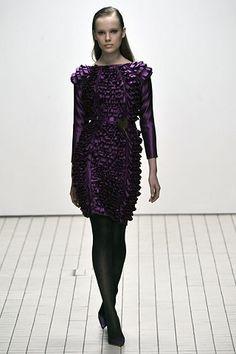 Erdem Fall 2008 Ready-to-Wear Fashion Show - Anzhela Turenko