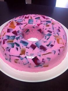 Aprenda a fazer Receita de Mosaico de iogurte, Saiba como fazer a Receita de Mosaico de iogurte, Show de Receitas