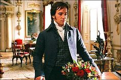 I love that Mr. Darcy.