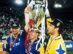 UEFA CHAMPIONS LEAGUE 1996 - Juventus Turin